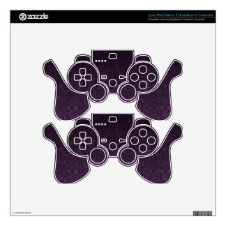 Lacey Purple PS3 Controller Decal