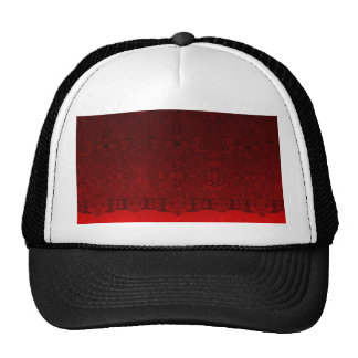 Lacey Red Trucker Hat