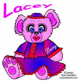 Lacey Sitting Ornament Photo Cutout