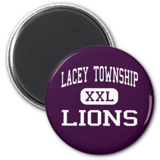 Lacey Township - Lions - High - Lanoka Harbor Magnet