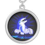 Lachender Delfin Halsketten