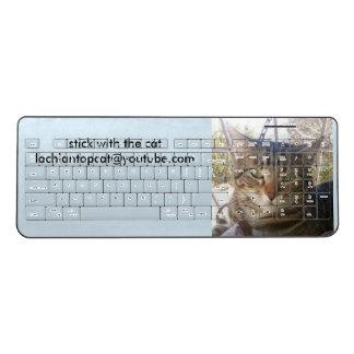 lachlantopcat Wireless Keyboard