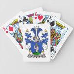 Lachmann Family Crest Card Deck