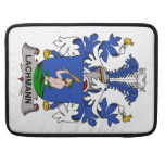 Lachmann Family Crest Sleeves For MacBooks