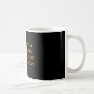 Lack of Alcohol Mug