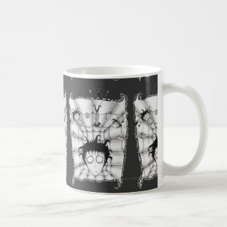 """Lack of Coffee May Cause Crazy"" Mug"