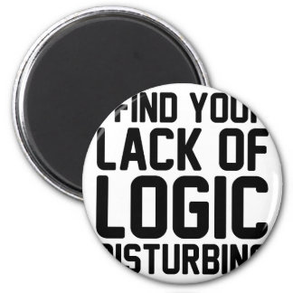 Lack of Logic Magnet