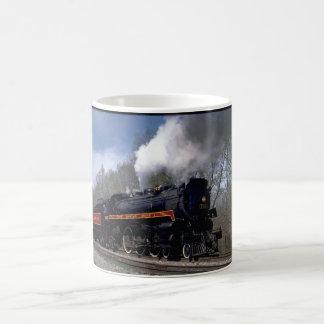 Lackawana (ex CP) 4-6-2 #2317, 1986_Trains Coffee Mug