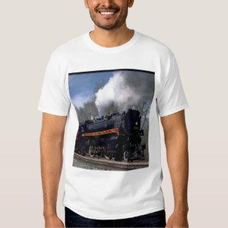 Lackawana (ex CP) 4-6-2 #2317, 1986_Trains Tee Shirt
