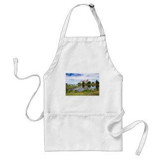 Läckö castle adult apron