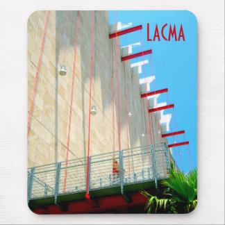 LACMA Los Angeles Museum Modern Art Photograph Mouse Pad