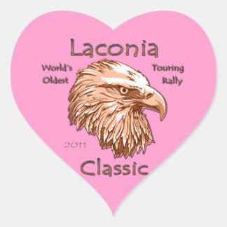 Laconia Classic Eagle 2011 gld Stickers