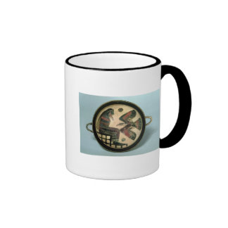 Laconian cup depicting Zeus and the eagle Coffee Mug