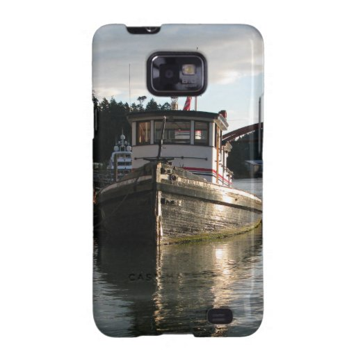 LaConner Tugboat Samsung Galaxy SII Covers