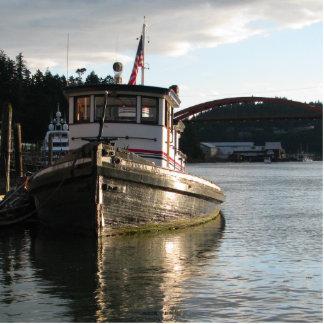 LaConner Tugboat Statuette