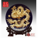 "Lacquer Thread Sculpture<br><div class=""desc"">Product introduction Lacquer Thread Sculpture (LTS)is a tranditional artware of China. Expecially in Xiamen, the southeast city of Fujian Province. Lacquer ware in China has 7, 000 years old, and the LTS also has more than 300 years old. At that time the artware only collected in the temple or the...</div>"