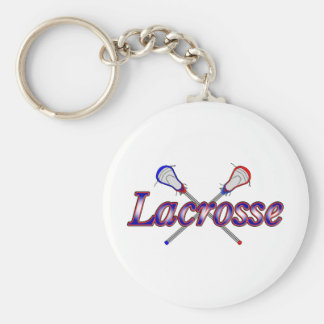 Lacrosse2 Llavero Personalizado