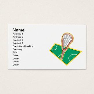Lacrosse 2 business card