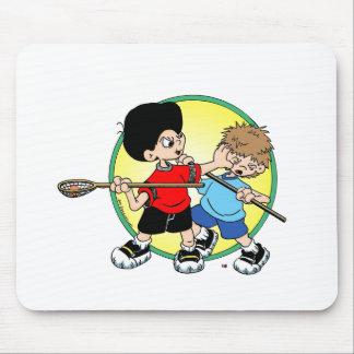 Lacrosse #2 mouse pad
