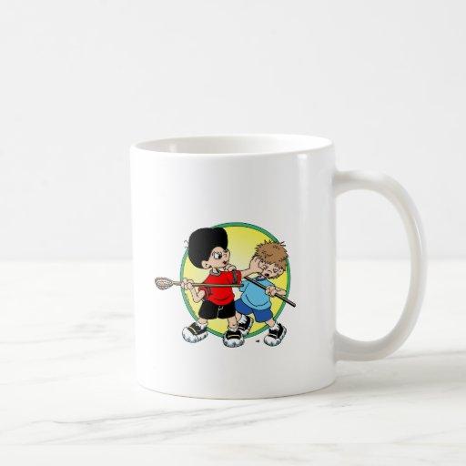 Lacrosse #2 mug