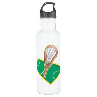 Lacrosse 2 water bottle