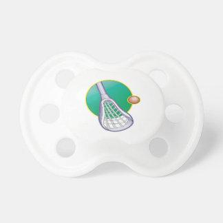 Lacrosse 3 pacifier