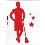 Lacrosse All Stars Whiteboard Dry Erase Boards