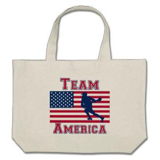 Lacrosse American Flag Team America Bag