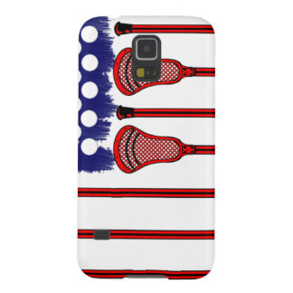 Lacrosse Americas Game Galaxy S5 Cover