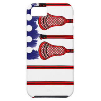Lacrosse Americas Game iPhone 5 Cover