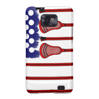 Lacrosse Americas Game Samsung Galaxy S2 Cases