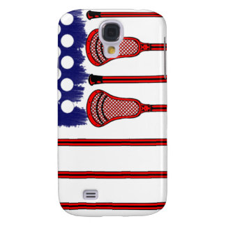Lacrosse Americas Game Samsung Galaxy S4 Cover