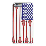 Lacrosse AmericasGame Barely There iPhone 6 Case