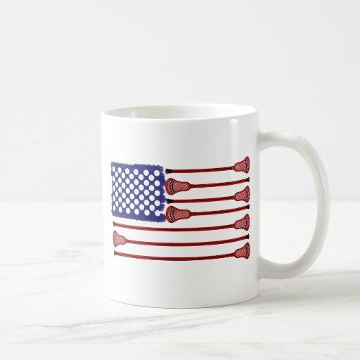 Lacrosse AmericasGame Coffee Mug