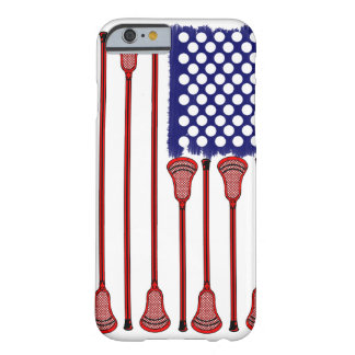 LaCrosse AmericasGame Funda De iPhone 6 Barely There