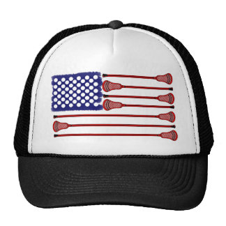 Lacrosse AmericasGame Mesh Hats