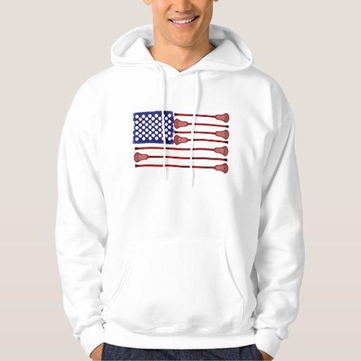 Lacrosse AmericasGame Hoodie