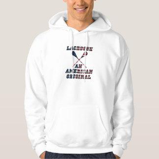 Lacrosse An American Original Hoodie