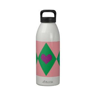 LaCrosse Argyle Botella De Agua