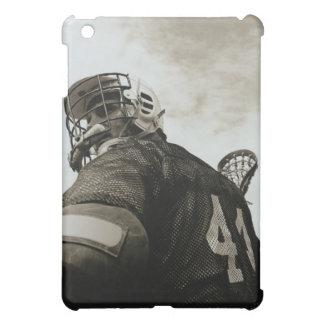Lacrosse Athlete iPad Mini Covers