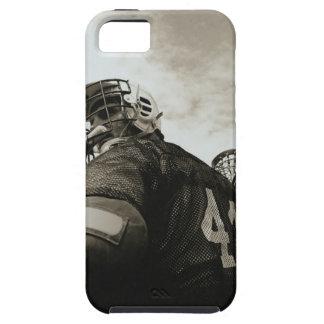 Lacrosse Athlete iPhone SE/5/5s Case