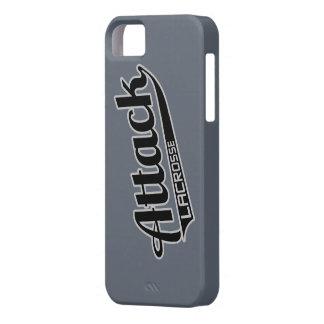 Lacrosse Attack iphone 5 case