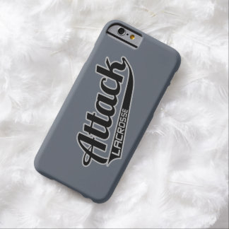 Lacrosse Attack iphone 6 case