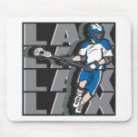 Lacrosse Attack Mousepads