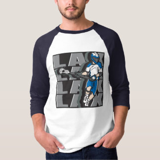 Lacrosse Attack T-Shirt