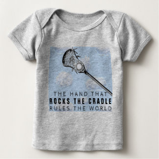 Lacrosse Baby Clothes Baby T-Shirt