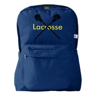 Lacrosse bag backpack