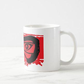 Lacrosse BeautyRedfined Red Coffee Mug