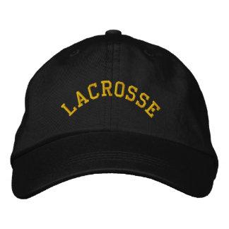 LaCrosse bordó el casquillo