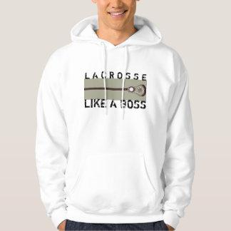 Lacrosse Boss Hoodie